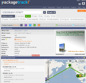 packagetrackr