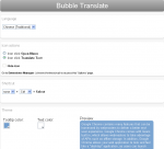 bubble-translate