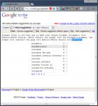 google-scribe