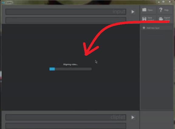 先把相編輯的影片用滑鼠拖曳進去