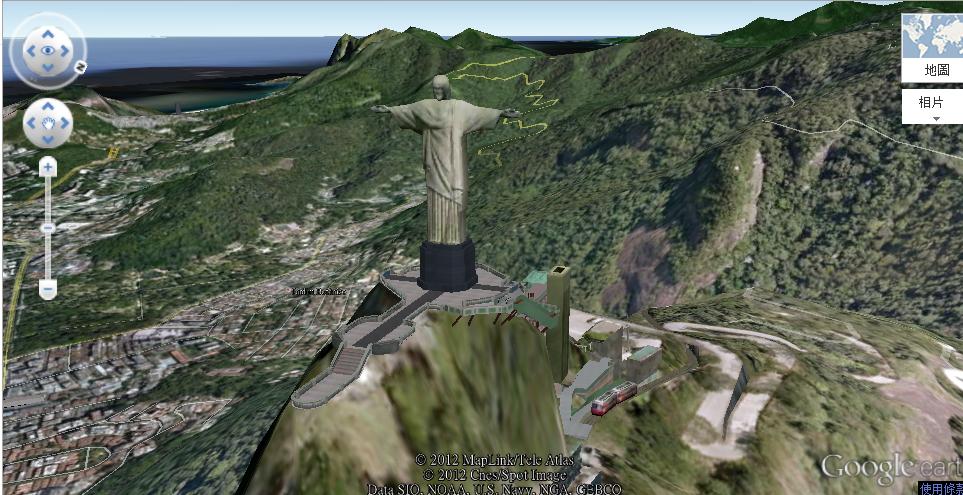 巴西救世基督像